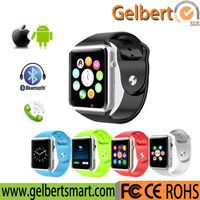 Gelbert A1 Smart Bluetooth Watch Mobile Phone for Android thumbnail image