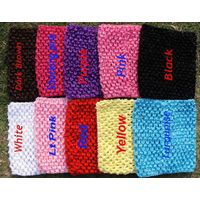 ladies' knitted Wrap chest/Girl Wrap chest thumbnail image