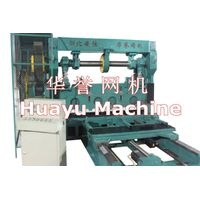Expanded metal mesh making machine JQ25-63 / 2000mm width