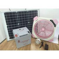 Solar home energy system - DC 12V/540W/45AH