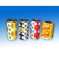Paper + aluminum laminate packaging film