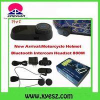 Motorcycle Helment Bluetooth Intercom Headset thumbnail image