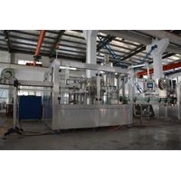 AUTOMATIC CARBONATED SOFT DRINK (CSD) BOTTLING MACHINE thumbnail image