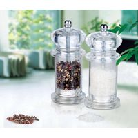 Acrylic Dural Pepper Grinders
