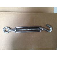Rigging Hardware Zinc Plated Eye and Hook Turnbuckle