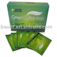 leptin green coffee 800($4.0/box)