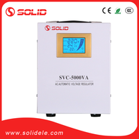 Solid electric 5kva voltage regulator