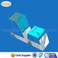 Optical BK7 fused silica E-light ipl spare parts glass prism
