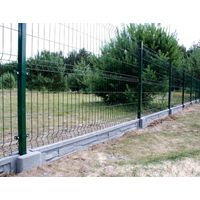Square Post Fence