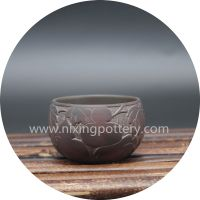 Clay Tea Cup Nixing Fu Lu Teacup Coffee Cup Chinese Teacup