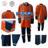 Anti Arc Flash Fire Retardant Suit / FR safety Suit