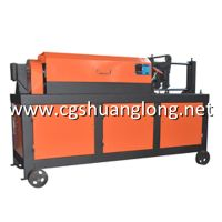GT4-14 Rebar Straightening and Cutting Machine