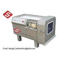 Automatic meat dicer, meat cutting machine,meat dicing machine thumbnail image