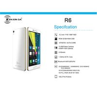 Kenxinda 5.2'' ultra slim smart phone R6