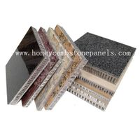 honeycomb stone panels for curtain wall cladding