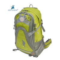 Hot sale light mountain backpack nylon hiking camping backpack trekking backpack