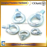 Blue Zinc Plated Drop Forged Galvanized Lifting Eye Bolt DIN580 thumbnail image