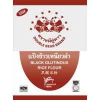 Black Glutinous Rice Flour