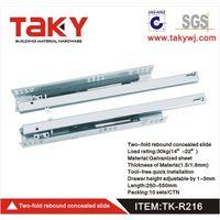TK-R216 drawers rails&drawer slide manufacturers&pull out drawer slides thumbnail image