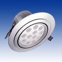 12w warm white LED Downlight