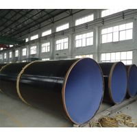 polyethylene coated steel pipe