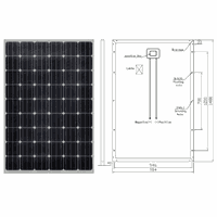 royalstar M54 distributed grid connected photovoltaic system