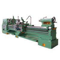 Q1324 Q1343 Q1350 Large Heavy Duty Horizontal Pipe Threading Cutting Lathe Machine thumbnail image