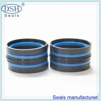 DSH Seals Hydraulic Piston Compact Seals