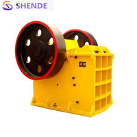 China Professional Small Portable pe Jaw Crusher Manufacturer with Good Prices