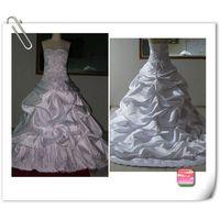 FOL real made wedding dress
