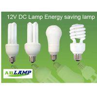 12V 24V DC Solar CFL Lamp 7w 11w 20w