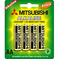 Mitsubishi LR6 dry Battery
