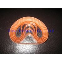 Flat toothd belt for muller nf loom accessories