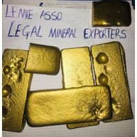 AU Gold Dore Bars