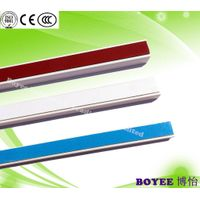 PVC Cable Channel with Adhesive / pvc trunking with sticker/ pvc trunking with blue or red adhesive