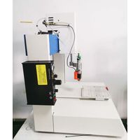 Factory price automatic glue spraying machine with UV lamp high performance