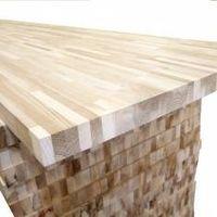 Sell oak glued panels