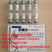 Supply Legal HGH Jintropin White Powder Form JINTROPIN Human Growth Hormone Best Price-Jessee thumbnail image