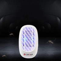 Electronic Insect Zapper- Indoor Mosquitoes Killer- Bug, Moth, Fruit Fly Killer Powerful Insect Trap thumbnail image