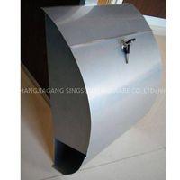 stainless steel mailbox-SPB022-2