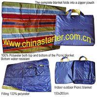 blanket for picnic ,travel,camping,park,beach mat