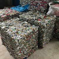Aluminum UBC Can Scrap in Bales/Used Beverage Can Scrap
