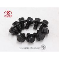 Custom Black Hexagon Flange Bolt Wholesale thumbnail image
