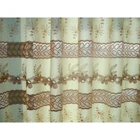 embroidery curtain thumbnail image