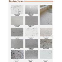 Carrara Quartz Slabs/ Artificial stone