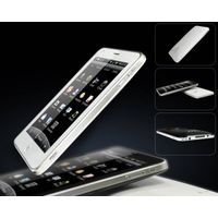 """2011 Hot sale Android 2.2 smart phones Quad-Bands GPS 5.0"""" touch-screen dual SIM WIFI TV unlocked ph"""
