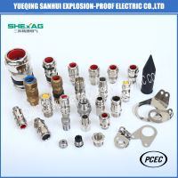 Cable Gland and accessories for Hazardous environment Exd/Exe thumbnail image