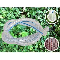 PVC braided hose(non-torsion)