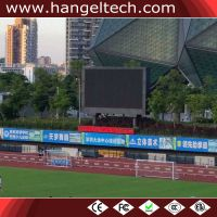 Outdoor P10mm Energy Saving Huge LED TV Screen for Football field