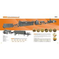corn flakes(breakfast) processing line/ machinery/ machine/equipment
